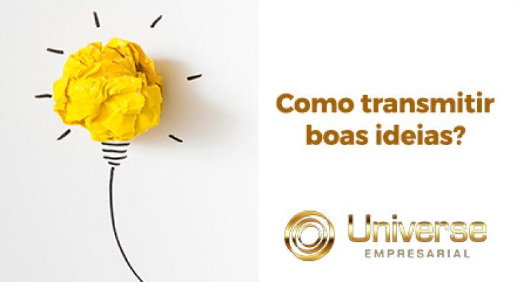 Boas ideias